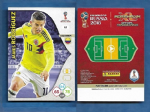 Colombia James Rodriguez Bayern Munich 2018 61